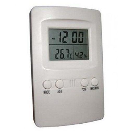 Digitális hő- és páratartalom mérő