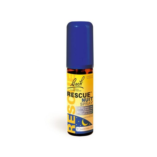 RESCUE Night éjszakai spray 20 ml (alkoholmentes)