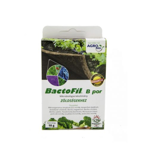 BactoFil B 10 por Zöldségekhez 10 g