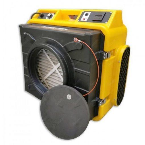 MASTER MAS13 HEPA filteres ipari légtisztító