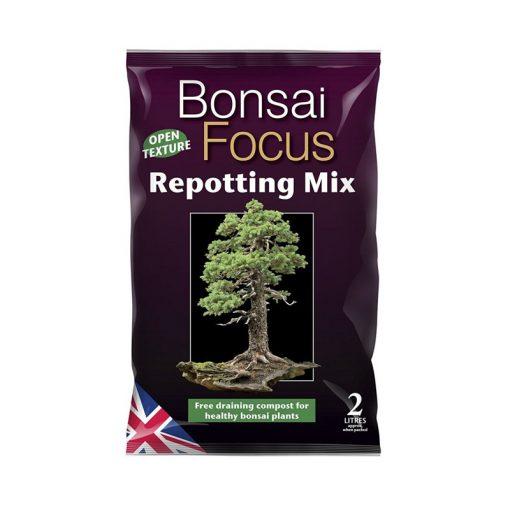 Growth Technology Bonsai focus földkeverék 2L