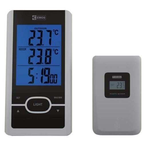 Emos digitális hőmérő E0107T