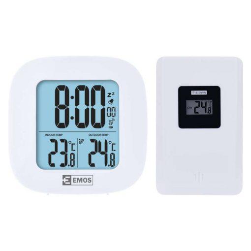 EMOS hőmérő nedvességmérővel E0127