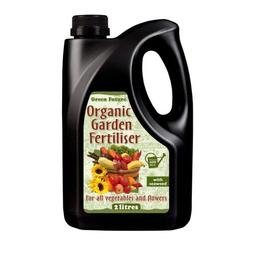 Organikus kerti zöldségtáp 2L