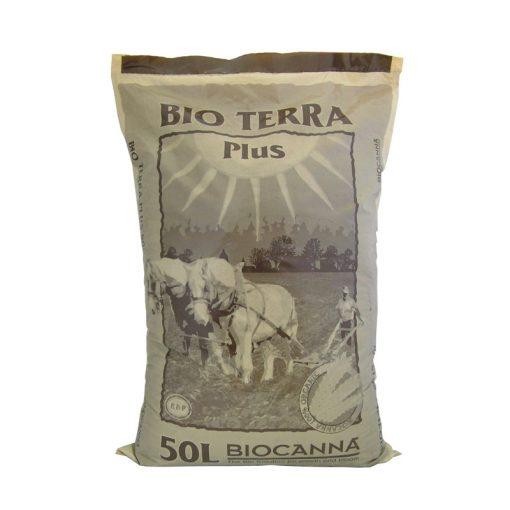 Canna Bio Terra Plus organikus táptalaj 50L
