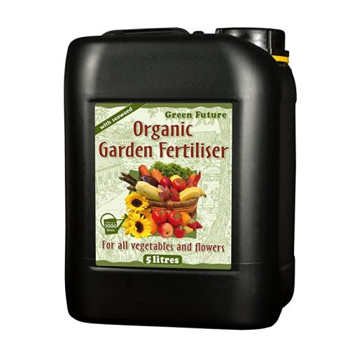 Organikus kerti zöldségtáp 5L