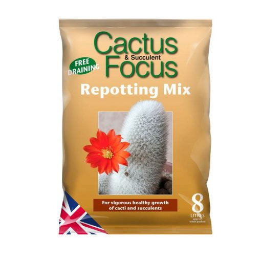 Growth Technology Cactus Focus földkeverék 8L