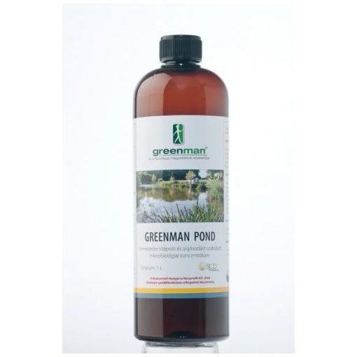 Greenman Pond - tóápolószer 0,5L-től