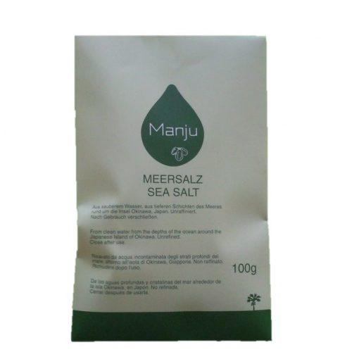 Manju tengeri só - 100g. utántöltő