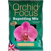 Orchid focus mix ültetőközeg 3l-től