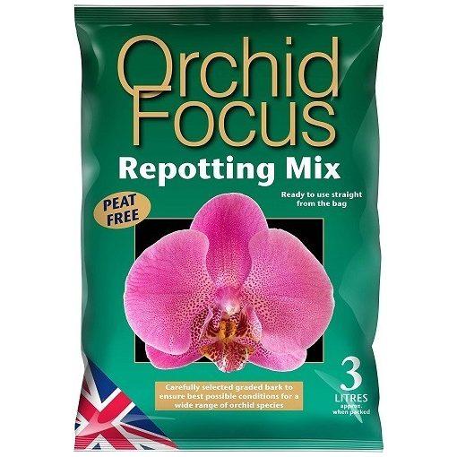Orchid focus mix ültetőközeg 8L
