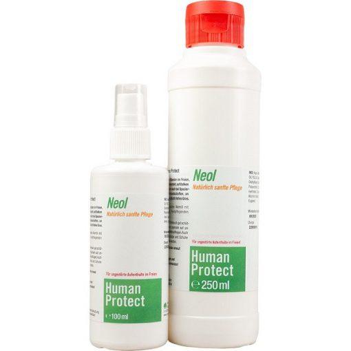 NEOL Human Protect szúnyogriasztó neem kivonattal 250ml - utántöltő