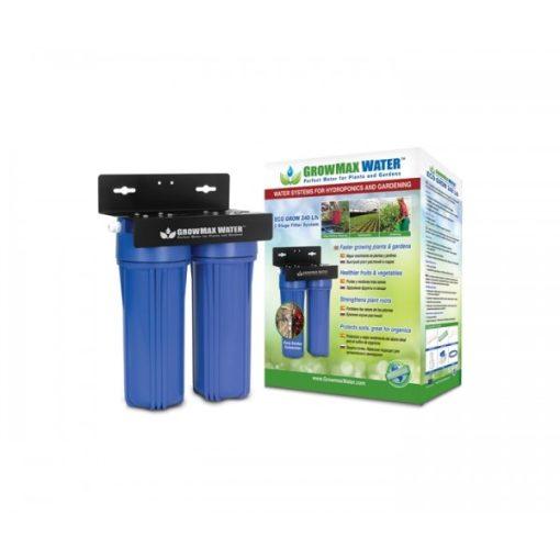 GrowMax Water ECO GROW csapra szerelhető víztisztító 240L/h