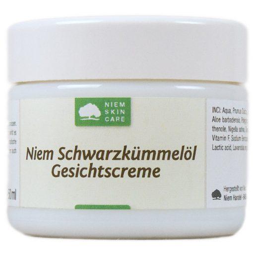 Niem-Handel fekete kömény arckrém neem kivonattal 50ml