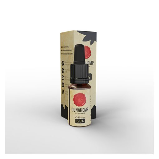 DUNAHEMP Full Spektrum CBD 6,3% 10ml