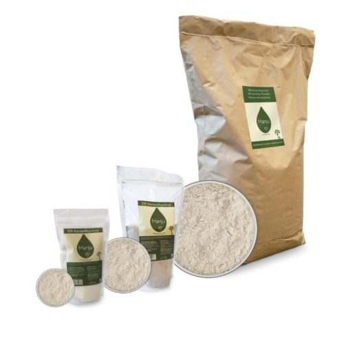 Manju EM kerámia por - talajjavító és növényi adalékanyag 1Kg