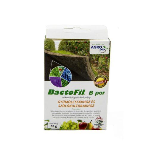 BactoFil B 10 Por Gyümölcs és Díszfa 10 g