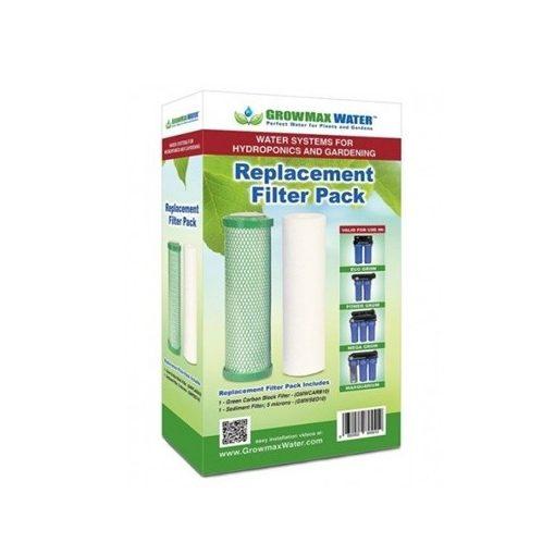 GrowMax Water szűrőbetét csomag